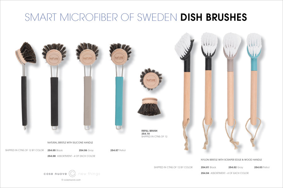 Cose Dish Brushes Page